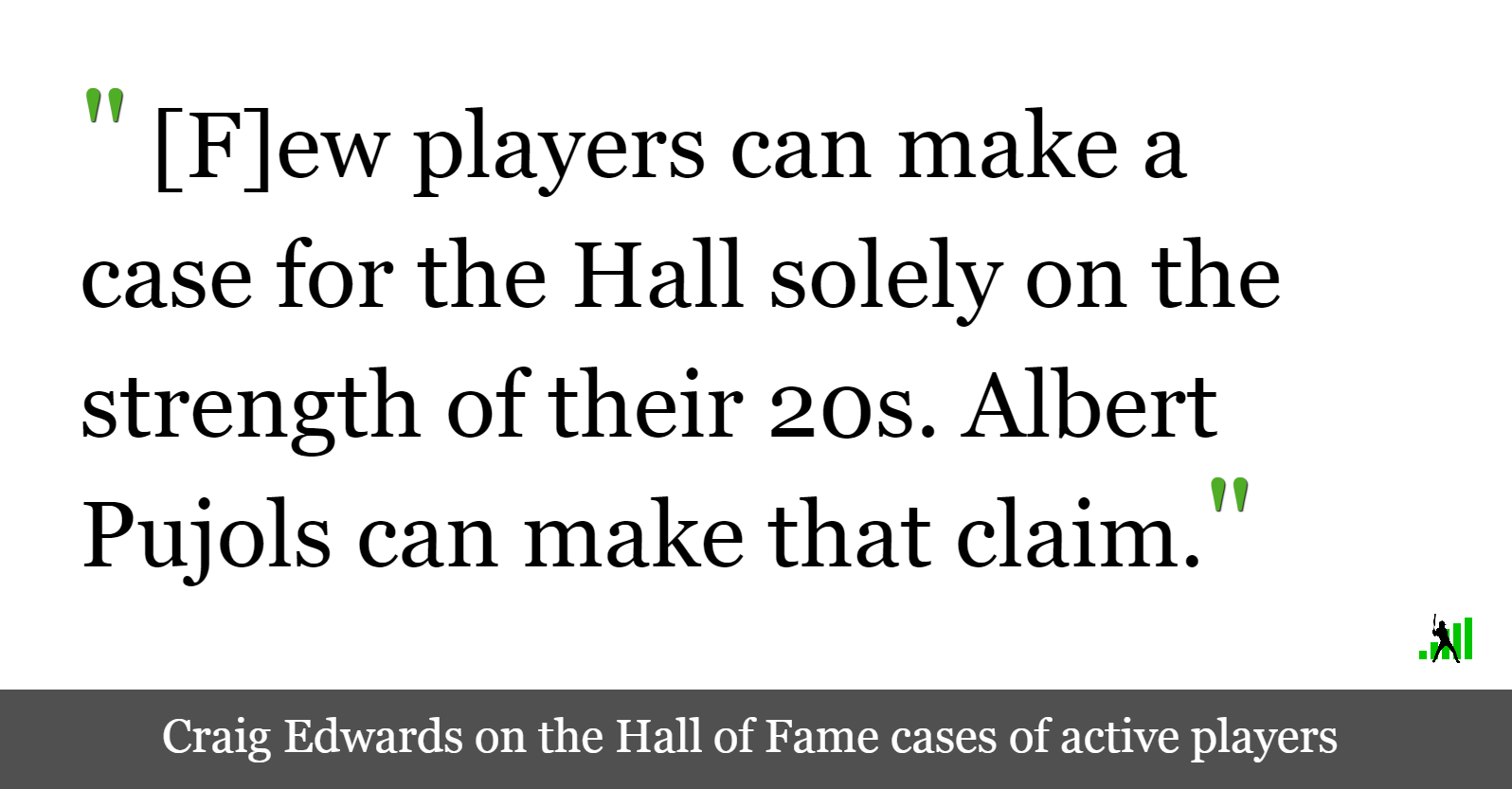 bb12bc41b2 Looking for Active Hall-of-Fame Position Players | FanGraphs Baseball