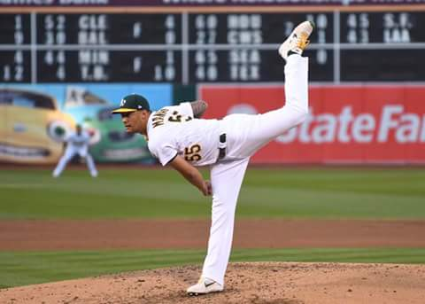 Elegy for '18 – Oakland Athletics
