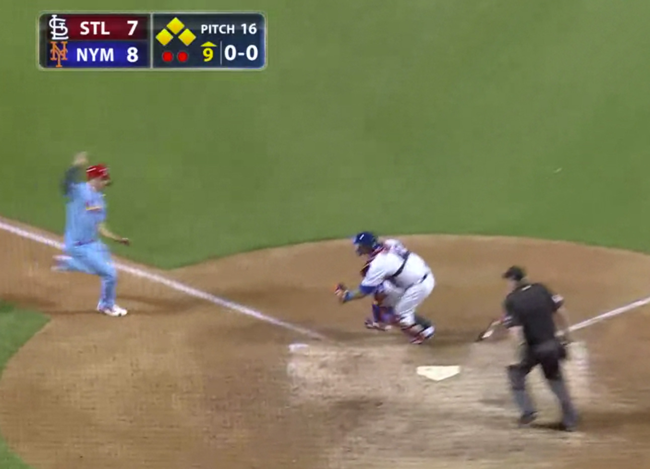 The Cardinals' Bold Baserunning Decision That Failed