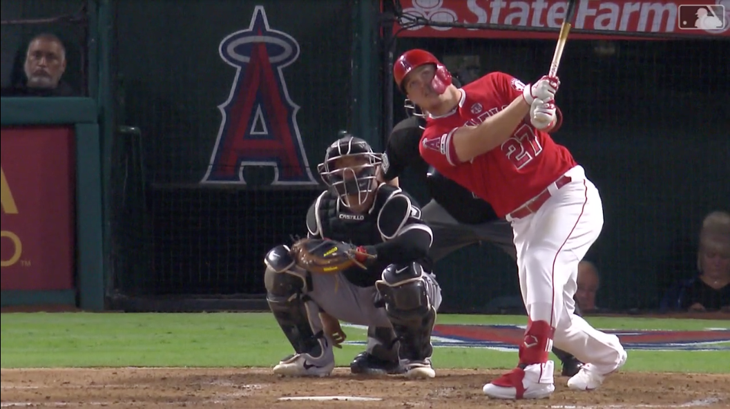 We've Reached Peak Mike Trout, Again