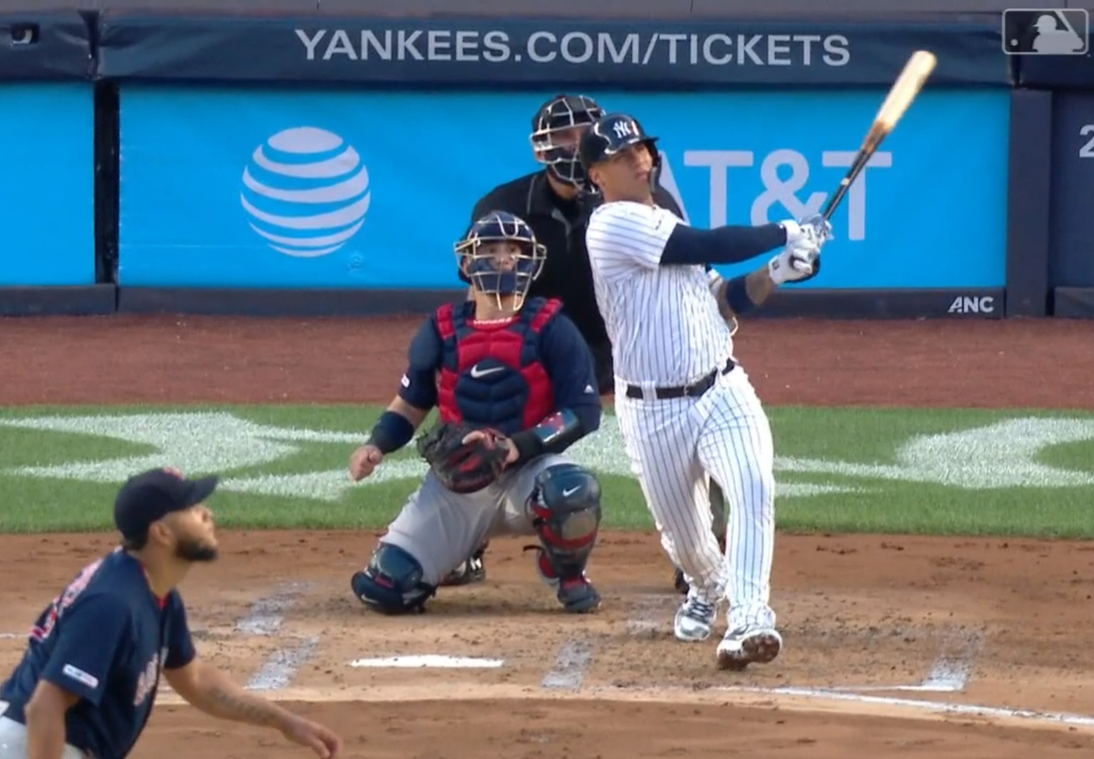 Gleyber Torres is the Yankees' Last Man Standing