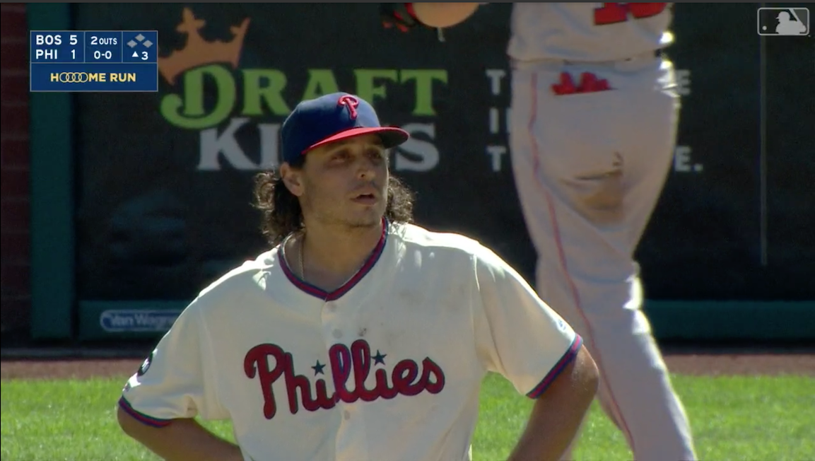 Jason Vargas and The Legacy of Not Winning in Philadelphia