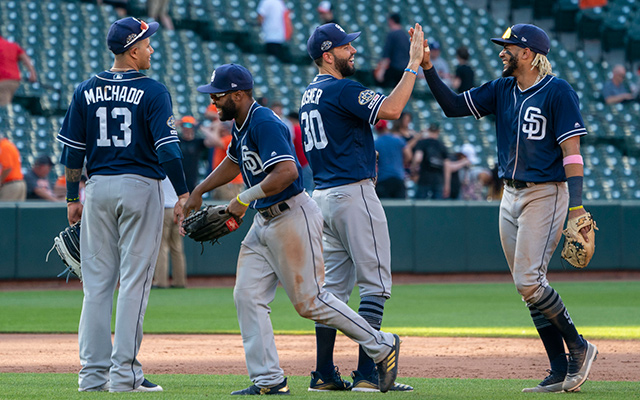 Padres Disappoint With 70-92 Record, but Rebuilding Stays On Target