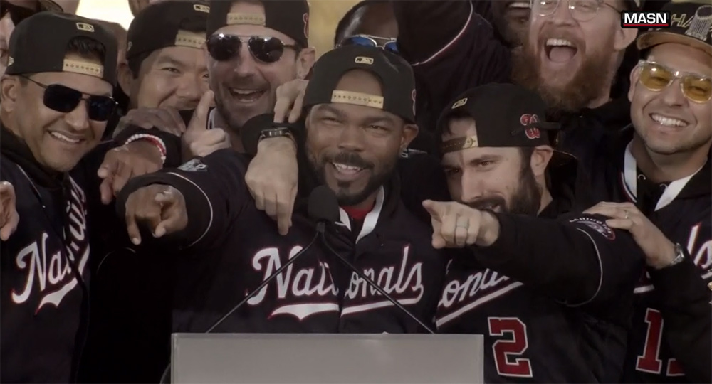 Howie Kendrick and Nationals Aim for a Repeat