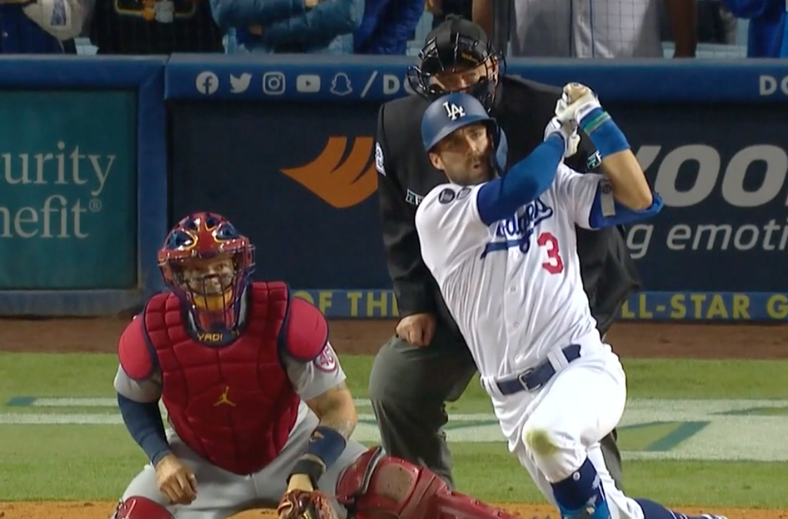 The Dodgers Squeak By - FanGraphs